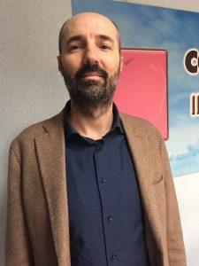 Fabio De Santis, nuovo Segretario Generale FP Cgil Modena